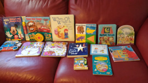 Toddler baby board books LOT sale $25 takes all