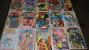 HUGE SALE! HIGH GRADE MARVEL AND DC COMICS!! READ DESCRIPTION!