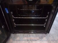 Gas Cooker & Hob - Indesit id60g2x