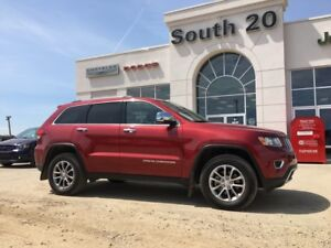 2014 Jeep Grand Cherokee Limited Limited
