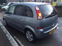 Vauxhall meriva 1.8 design full service history only 1 previous lady owner!