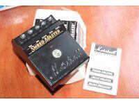 Vintage Marshall Shredmaster distortion effects pedal
