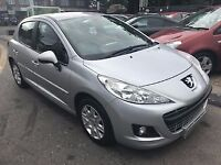 2011/11 PEUGEOT 207 1.4 HDI FAP ACTIVE,5DOOR,£20 ROAD TAX,SILVER,LOW RUNNING COSTS,DRIVES WELL