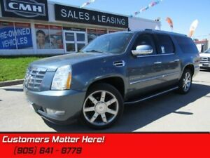 2010 Cadillac Escalade ESV   7PASS, LEATHER, POWER GATE, BOSE, N