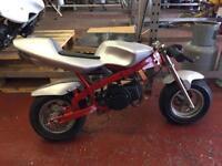 3X mini moto