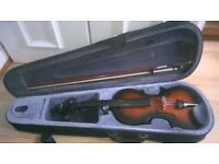 Stagg full size violin, excellent condition. Rarely used