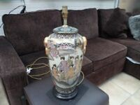 For Sale, pair of table lamps and shades