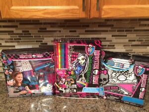 New / Unopened Monster High Toys