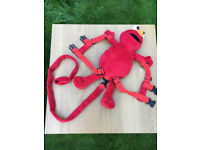 Toddler Baby Walking Reins Toy (Backpack Child Kids Safety) - Elmo