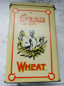 Cream of wheat reproduction tin released in the 80s