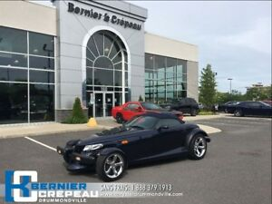 2001 Chrysler Prowler **SHOWROOM CAR + WOW !!