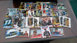 Assorted Nascar cards 20$ for the lot
