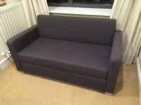 Ikea SOLSTA Two Seat Sofa-Bed Hardly Used Very Good Condition Bargain
