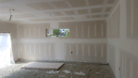drywall taper looking for work.