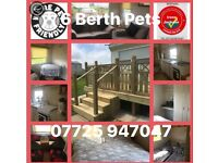 6 Berth pet friendly holiday near Skegness