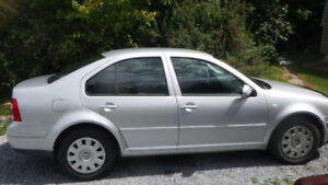 2007 Volkswagen Jetta City Sedan