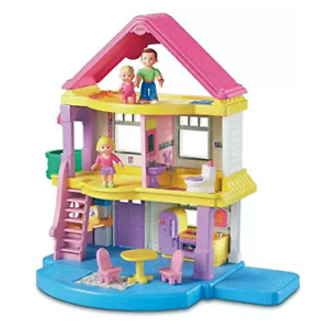 Fisher Price- My First Doll House