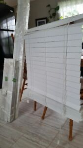Wood Blinds  (12 available in 2 sizes) Pugwash and area
