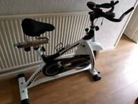 Gymmaster Avalanche exercise bike