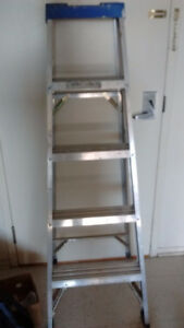 For sale one (Lite) 5 foot step Ladder