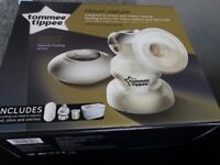 Tommie tippie electric breast pump