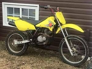 DRZ 125 for sale..