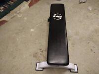 Flat Barbell Bench Press