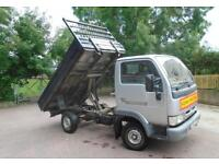 Nissan Cabstar, tipper, 2.7L diesel, 2003, ideal export.