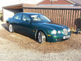 JAGUAR S TYPE 2005 2.5 V6