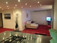 Two-bedroom luxury fully furnished apartment. In Hove. Five minutes to Brighton shopping centre