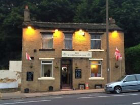 Pub to let Halifax - 4 years rent free. Read description below