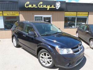 2011 Dodge Journey R/T AWD NAVI Leather Roof