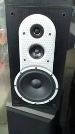 Eltax Silverstone 160 silver speakers