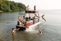 Kickin' Back Boat Rentals