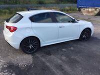 Alfa Romeo Giulietta 1.4 petrol 170bhp 33k miles FSH £8995 ONO call 07827325554