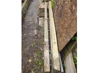 concrete 8ft posts