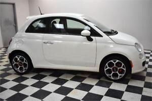 2016 Fiat 500 SPORT-CRUISE*LEATHER*BLUETOOTH