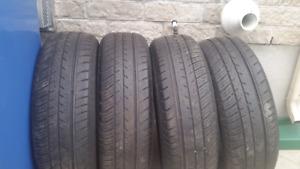 Set of 195 65 15 Dunlop SP31