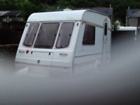 For Sale. Compass Two Berth Caravan.