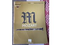 Mozart clarinet concerto in A Major KV 622