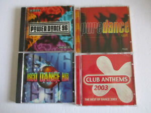 CD COLLECTION - DANCE MUSIC