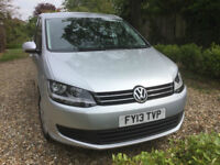 2013 Volkswagen Sharan 2.0 TDI BlueMotion