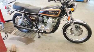 1977 HONDA CB750K7