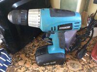 14volt battery drill
