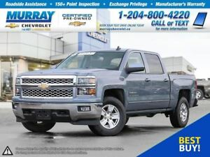2015 Chevrolet Silverado 1500 LT *Heated Seats, Remote Start, On