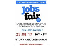 Cheltenham Jobs Fair