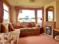 🌈 Fantastic Starter Static Caravan for Sale on Picturesque Park*Eyemouth,Borders,Northumberland