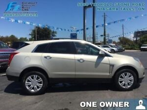 "2014 Cadillac SRX BASE  18""ALLOYS,ONE OWNER,BRAND NEW TIRES"