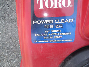 powerclear toro