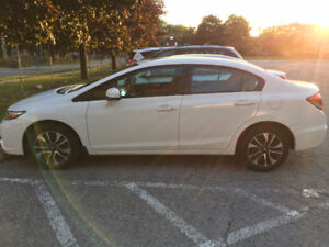 2015 CIVIC lease transfer $177/month!